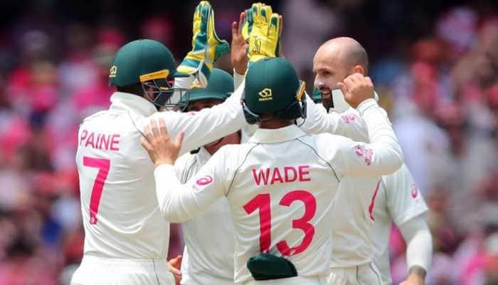 SCG Test: Nathan Lyon takes fifer as Australia dominate New Zealand on Day 3
