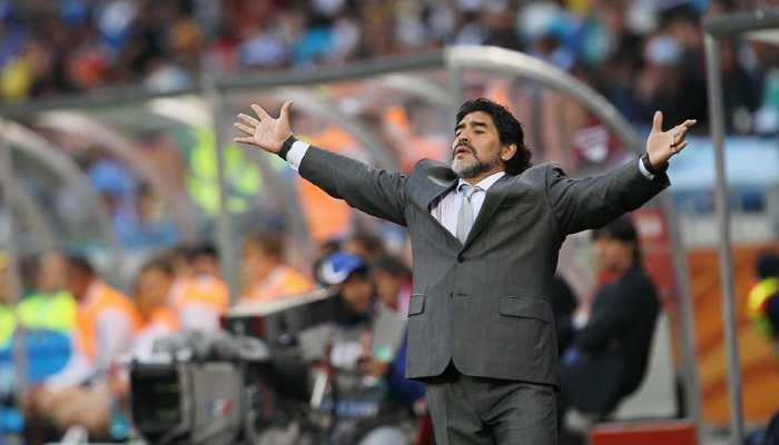 Diego Maradona in line to be named Venezuela head coach