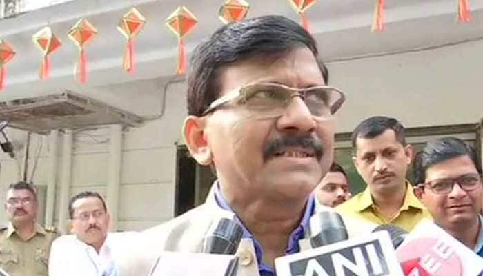 Shiv Sena's Sanjay Raut defends 'Free Kashmir' poster at Gateway, says 'protester wanted end of restrictions, internet ban'