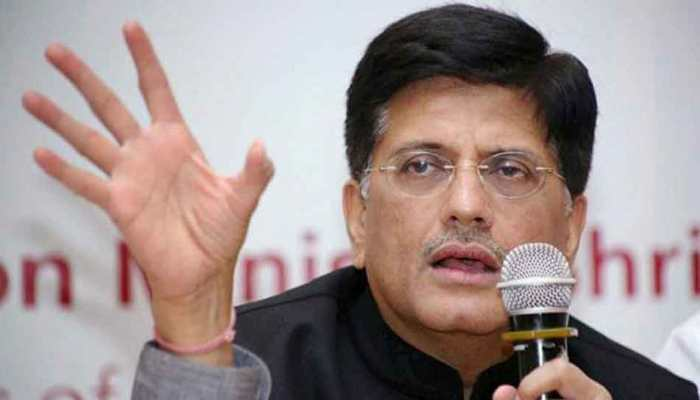 AI, machine learning will contribute $1 tn to Indian economy by 2035: Piyush Goyal