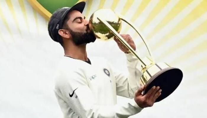 When Virat Kohli's Team India scripted history in Australia winning Test series