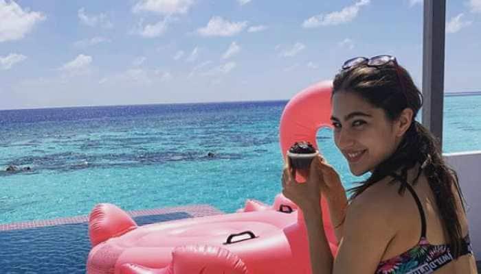 Sara Ali Khan posts mesmerising pics from Maldives vacay