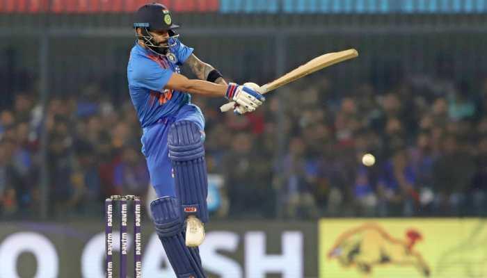 Virat Kohli fastest to 1000 runs in T20Is as captain