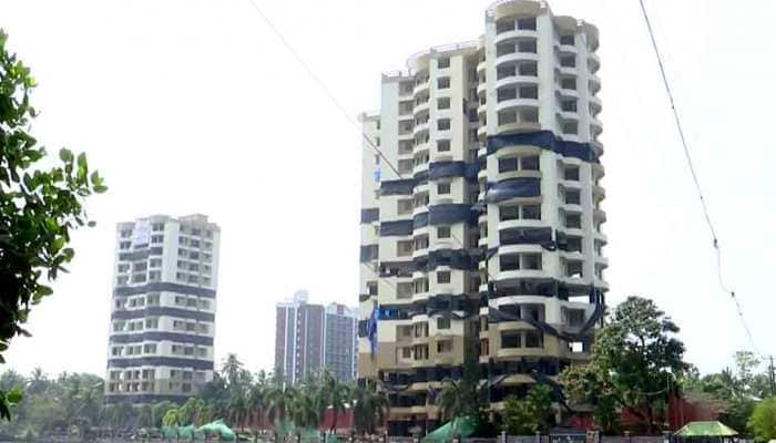 Kerala: Two of four illegal highrise Maradu apartments razed to dust in seconds — Watch