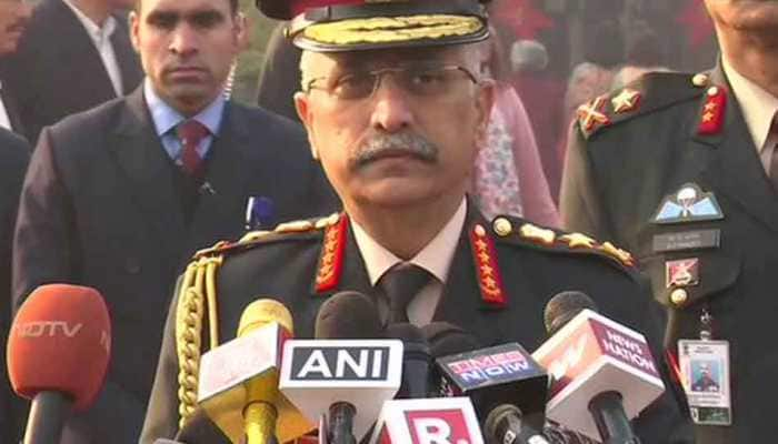 Indian Army swears allegiance to Constitution and values enshrined in it: General Manoj Mukund Naravane