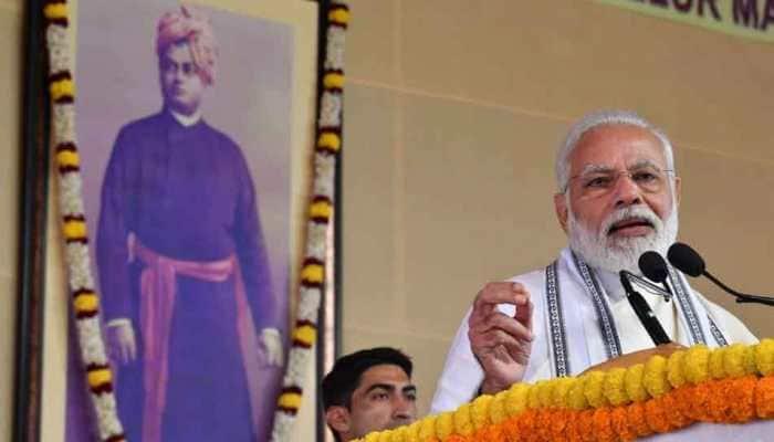 Youth fed lies, being misled on Citizenship Amendment Act, says PM Modi at Kolkata's Belur Math