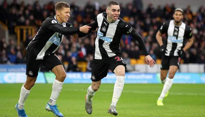 Premier League: Depleted Newcastle hang on for 1-1 draw at Wolves