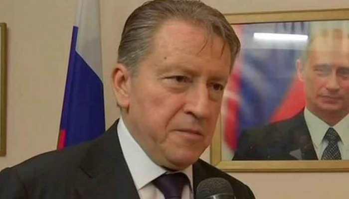 Ties with Delhi second to none; Kashmir belongs to India: Russian envoy Nikolay Kudashev