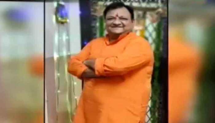 Massive protest in Greater Noida over Gaurav Chandel murder; Mayawati, Priyanka slam UP government