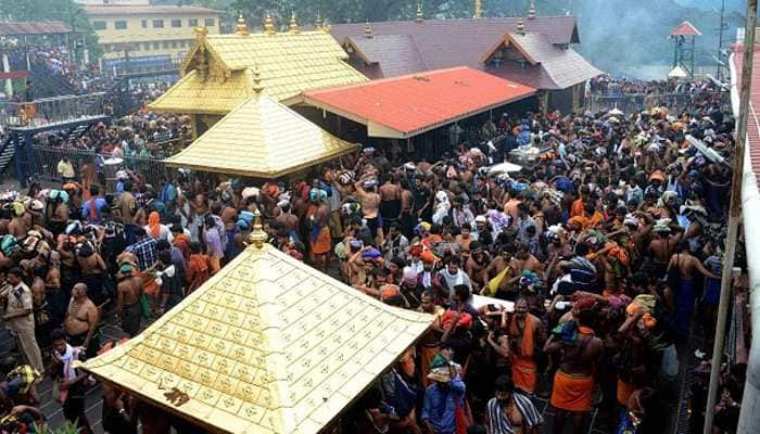 Sabarimala case: 9-judge Supreme Court bench to hear temple entry review pleas today