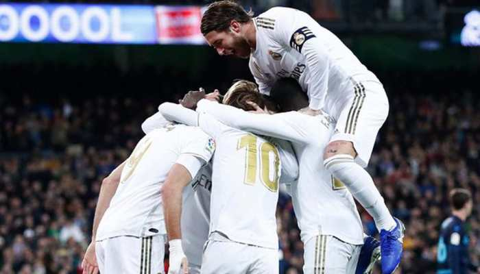 Real Madrid overcome Atletico Madrid in shootout to win Super Cup