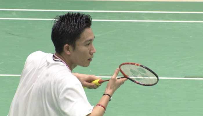 Badminton World No.1 Kento Momota injured in car crash in Malaysia