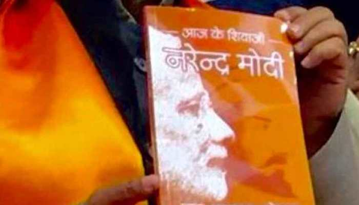 BJP leader's book comparing PM Modi to Chhatrapati Shivaji Maharaj creates uproar; protest held in Pune