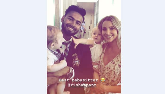 Tim Paine opens up on hilarious Rishabh Pant sledge