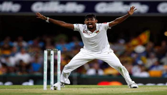 Suranga Lakmal recalled in Sri Lanka squad for Zimbabwe Tests