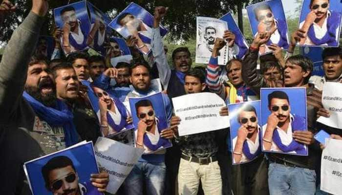 Bhim Army chief Chandrashekhar Azad gets bail in anti-CAA protest case, can't stay in Delhi for four weeks