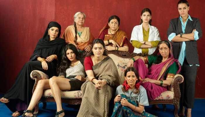 Kajol, Neha Dhupia, Shruti Haasan showcase women power in short film 'Devi' first look poster!