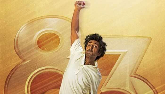 Meet Dinker Sharma aka Kirti Azad in '83 character poster!