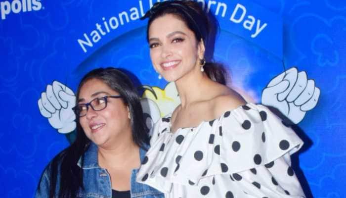 Deepika Padukone, Meghna Gulzar visit theatre to see reactions on 'Chhapaak'