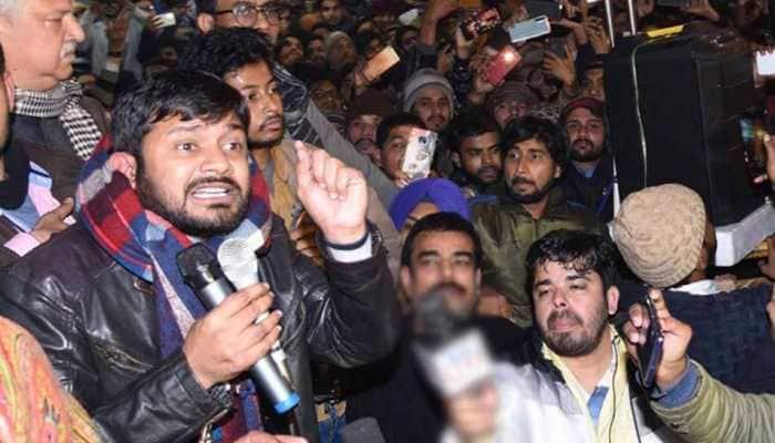 Former JNUSU leader Kanhaiya Kumar refers MPs as thieves
