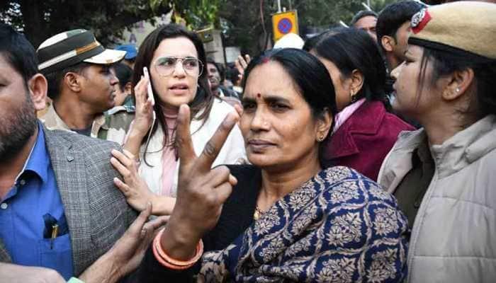 Forgive Nirbhaya rapists just like Sonia Gandhi pardoned her husband's killer, advocate Indira Jaising to Asha Devi