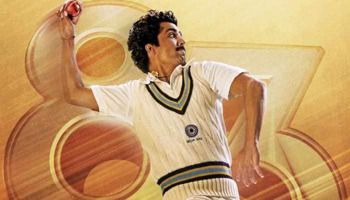 Ranveer Singh presents Harrdy Sandhu as Madan Lal in '83 character poster
