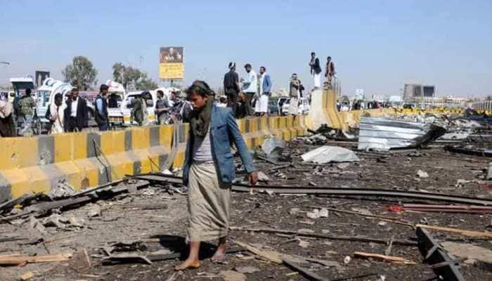Sixty killed in Houthi attack on camp in Yemen's Marib