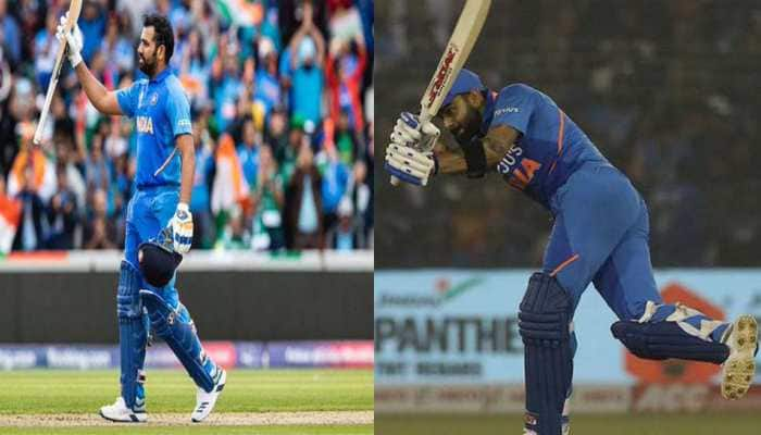 Virat Kohli, Rohit Sharma consolidate top two slots in ICC ODI rankings