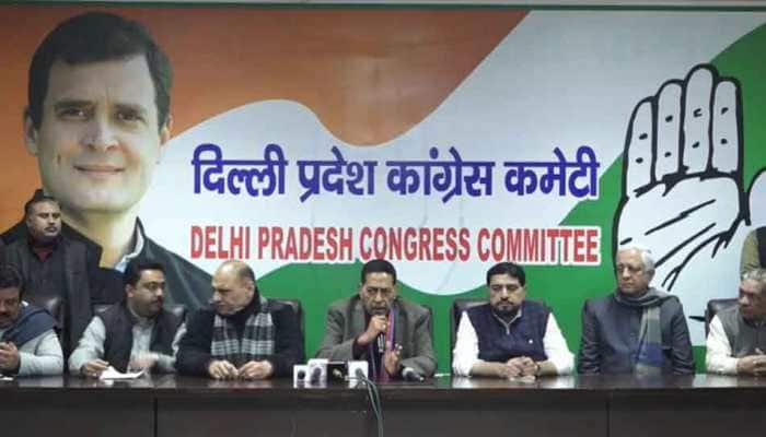 Delhi election: Denied ticket, AAP's Ajmeri Gate councillor Rakesh Kumar joins Congress