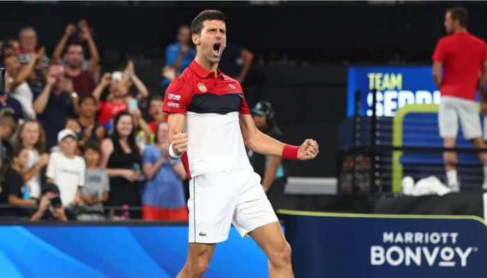 Novak Djokovic, Ashleigh Barty march into second round of Australia Open