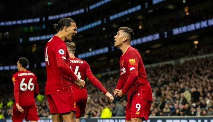 Liverpool's Virgil van Dijk feels massive Premier League lead doesn't mean anything yet