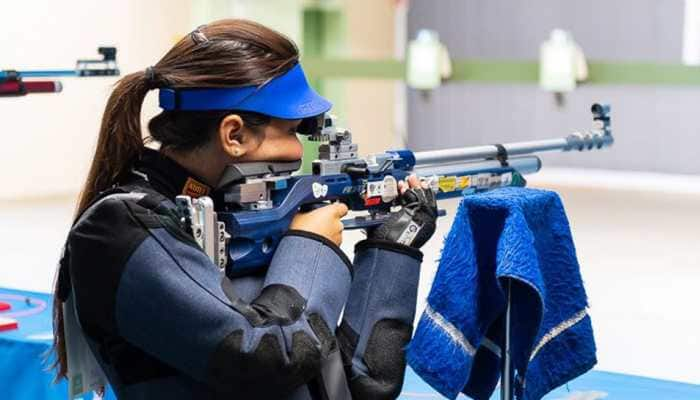 Shooter Apurvi Chandela strikes gold in 10m air rifle event at Meyton Cup