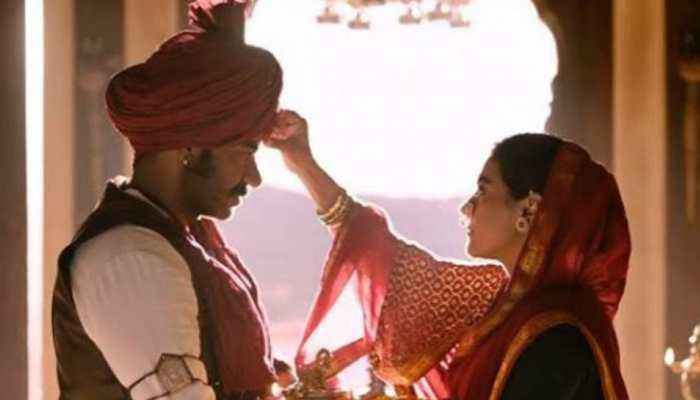 'Tanhaji: The Unsung Warrior' child actor on 'quiet' Ajay Devgn, 'chatty' Kajol