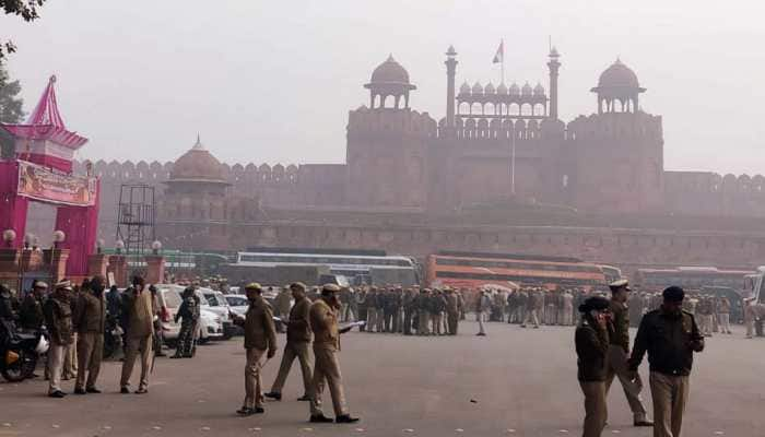 Red Fort to remain closed for pubic from Wednesday till January 31 for Republic Day celebrations