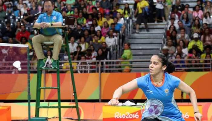 Saina Nehwal knocked out of Thailand Masters by Denmark's Line Kjaersfeldt