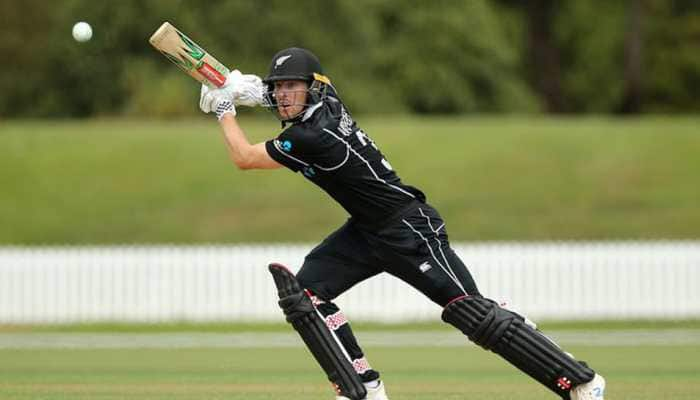 George Worke's ton helps New Zealand A beat India A in second unofficial ODI