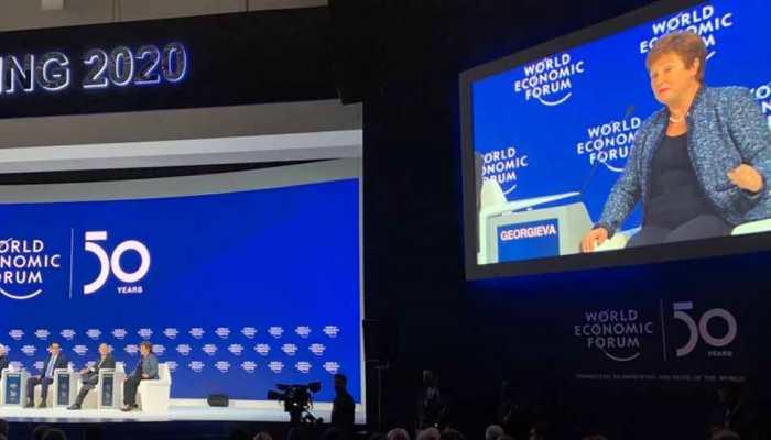 Growth slowdown in India temporary, expect momentum to improve going ahead: IMF chief Kristalina Georgieva