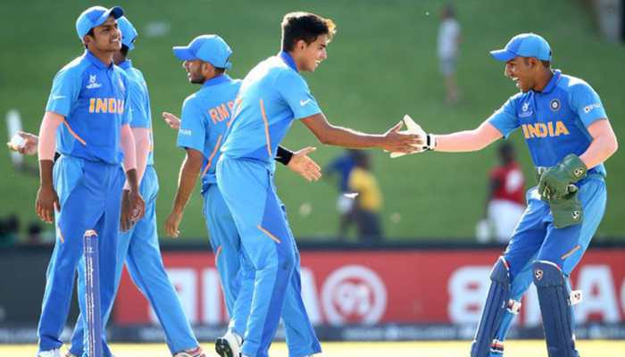 U-19 World Cup: Bishnoi, Ankolekar star in Indian victory against New Zealand