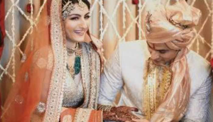 Soha Ali Khan and Kunal Kemmu share unseen video from wedding on fifth anniversary