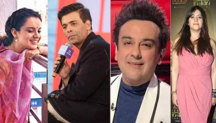 Kangana Ranaut, Karan Johar, Adnan Sami, Ekta Kapoor to be conferred with Padma Shri