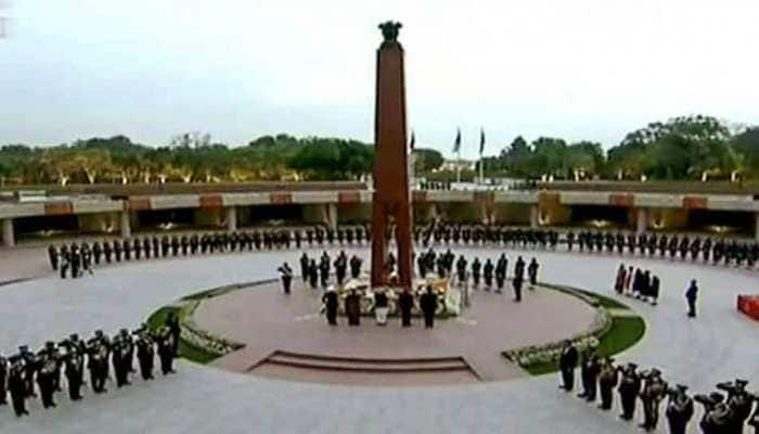 PM Narendra Modi to pay homage to martyrs at National War Memorial ahead of R-Day celebrations