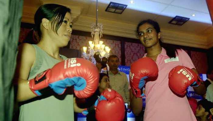 Padma Vibhushan for Mary Kom, PV Sindhu awarded Padma Bhushan