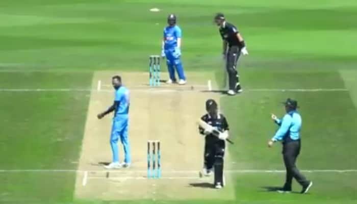 3rd unofficial ODI: New Zealand A beat India A by 5 runs to clinch series