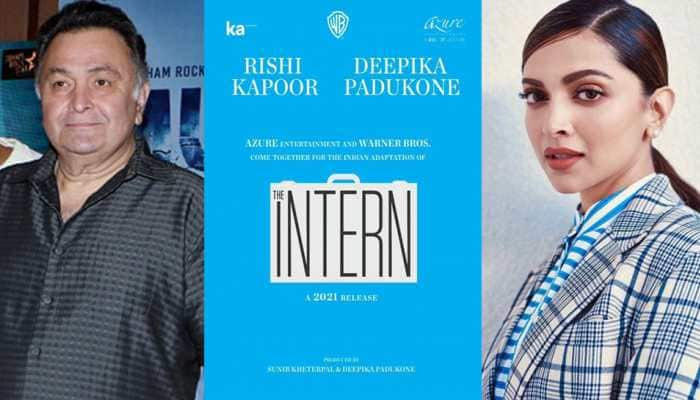 Deepika Padukone announces next project, to star with Rishi Kapoor