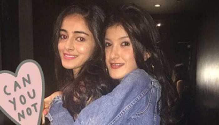 Ananya Panday's cryptic Instagram banter with BFF Shanaya Kapoor