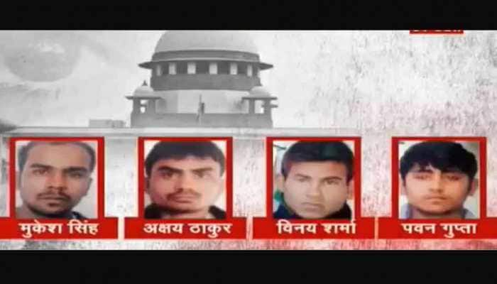 Nirbhaya case: Supreme Court to hear Mukesh's plea against no mercy by President