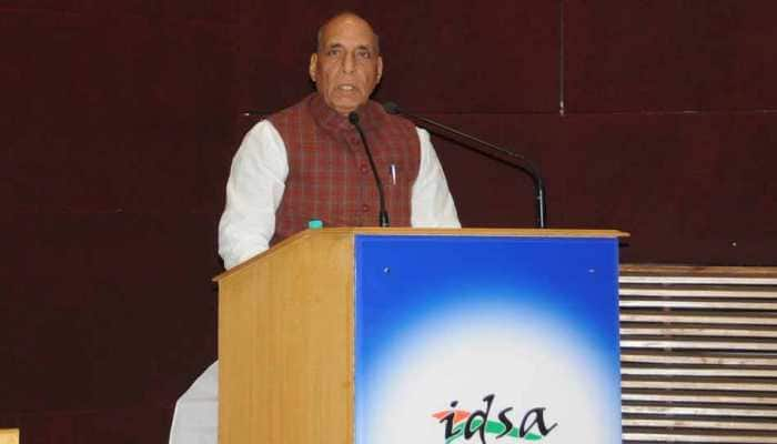 Pakistan must take demonstrable steps against terror groups launching attacks in India from its soil: Rajnath Singh