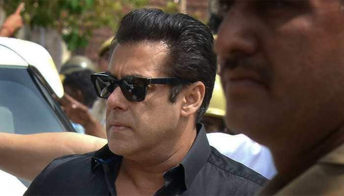 Salman Khan 'misbehaves' with fan, NSUI wants him banned from Goa