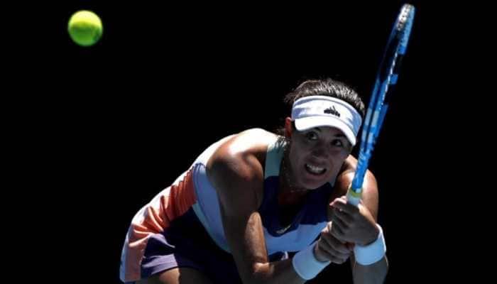 Garbine Muguruza books a place in Australian Open semifinals, faces Simona Halep