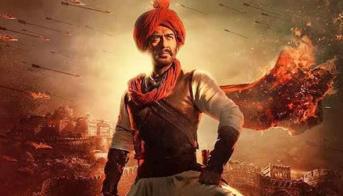 Entertainment news - Ajay Devgn's 'Tanhaji: The Unsung Warrior' maintains strong grip at box office
